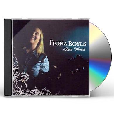 Fiona Boyes BLUES WOMAN CD