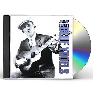 Jimmie Rodgers BLUE YODELS CD