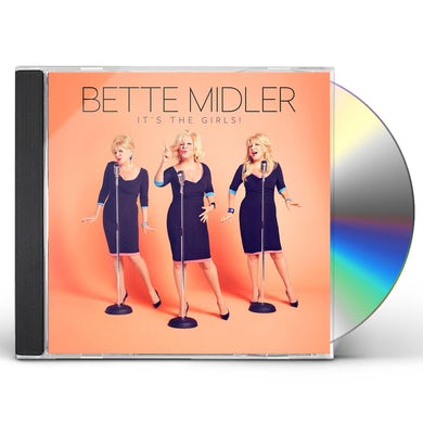 Bette Midler IT'S THE GIRLS CD