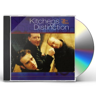 Kitchens Of Distinction COWBOYS & ALIENS CD
