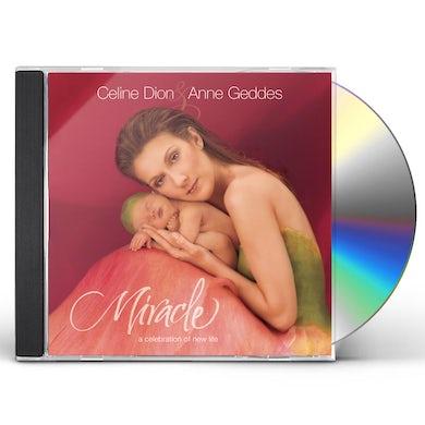 Celine Dion MIRACLE CD