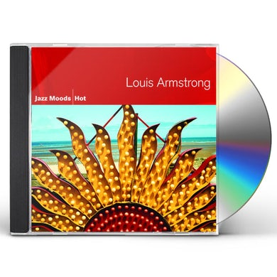 Louis Armstrong JAZZ MOODS: HOT CD