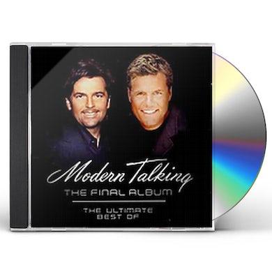 Modern Talking FINAL ALBUM CD