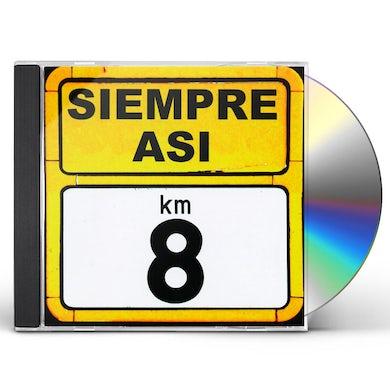 KM 8 CD