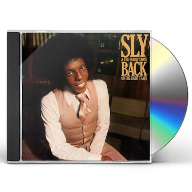 Sly & The Family Stone BACK ON THE RIGHT TRACK CD