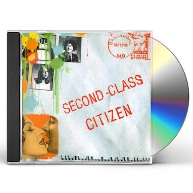 Second Class Citizen CD