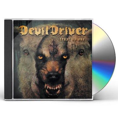 Devildriver TRUST NO ONE CD