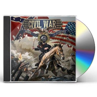 Civil War GODS & GENERALS CD