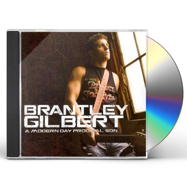 Brantley Gilbert MODERN DAY PRODIGAL SON CD