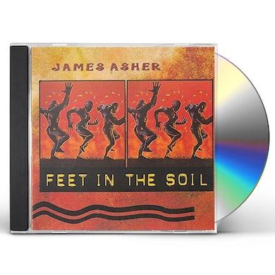 James Asher FEET IN THE SOIL 1 CD