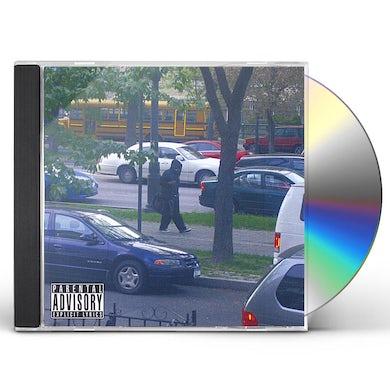 Ferd UGLY WONDERFUL JOURNEY CD