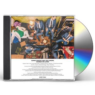 SOONER OR LATER CD