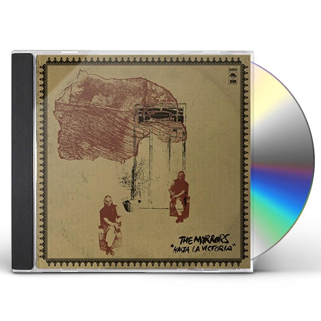 MYRRORS HASTA LA VICTORIA CD