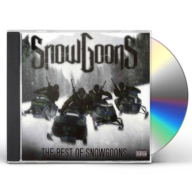 Best of Snowgoons CD