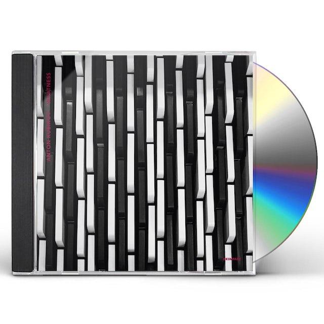 Anton Kubikov WHATNESS CD