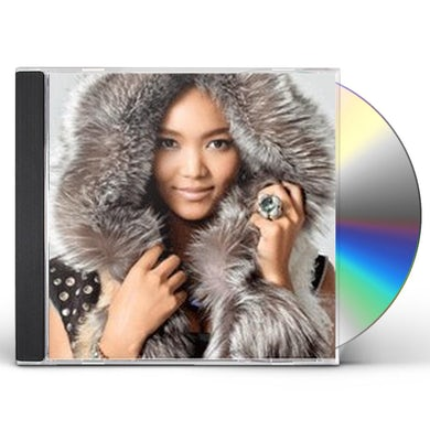 Crystal Kay SPIN THE MUSIC CD