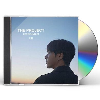 Lee seung Gi PROJECT CD