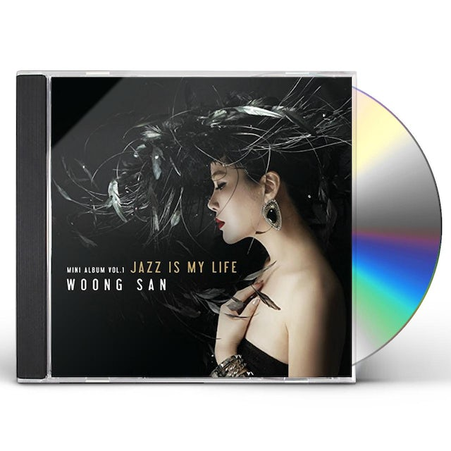 Woong San JAZZ IS MY LIFE (20TH ANNIVERSARY) CD