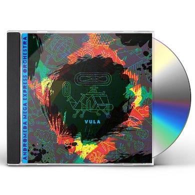 Andromeda Mega Express Orchestra VULA CD