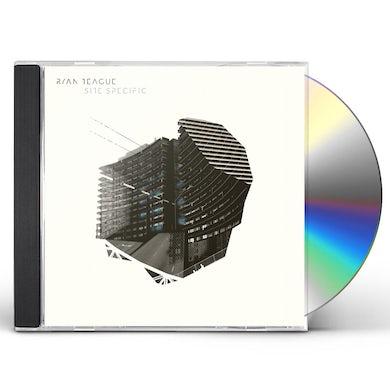 Ryan Teague SITE SPECIFIC CD