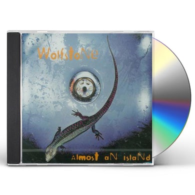 Wolfstone ALMOST AN ISLAND CD