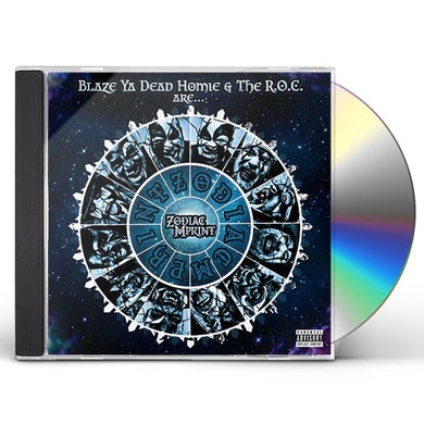 Zodiac Mprint RIDE THS STARS CD
