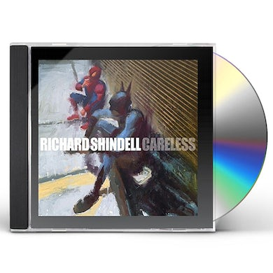 Richard Shindell CARELESS CD