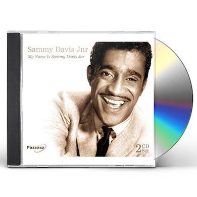 Sammy Davis Jr MY NAME IS SAMMY DAVIS CD