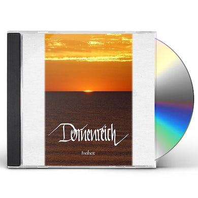 Dornenreich FREIHEIT CD