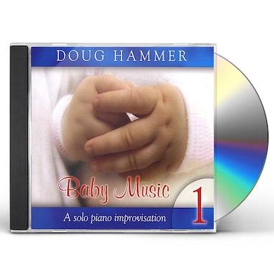 Doug Hammer BABY MUSIC 1 CD