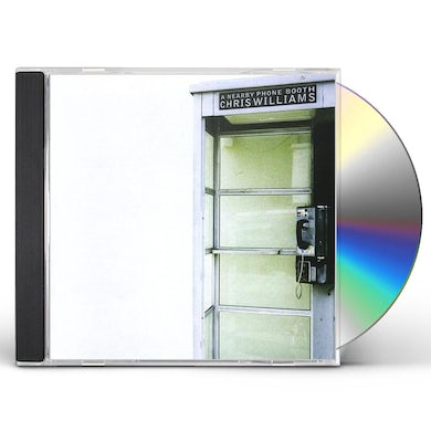 Chris Williams NEARBY PHONE BOOTH CD