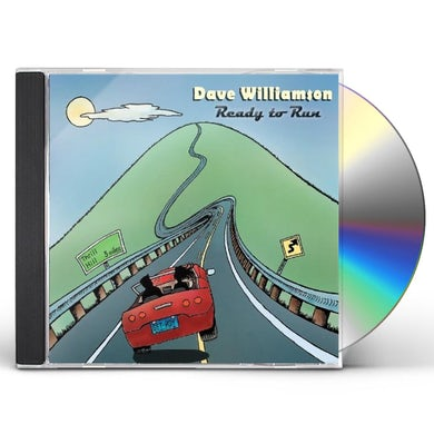 Dave Williamson READY TO RUN CD