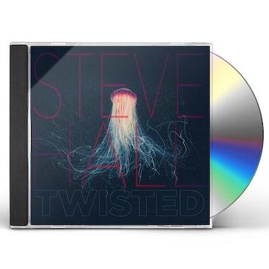 Steve Hall TWISTED CD