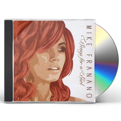 Mike Franano SONGS FOR A GIRL CD