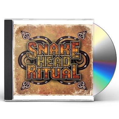 Snake Head Ritual SELF-TITLED CD