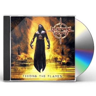 Burning Point FEEDING THE FLAMES CD
