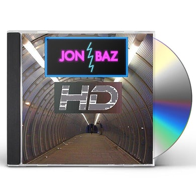 Jon Baz HD CD