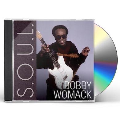 Bobby Womack S.O.U.L. CD