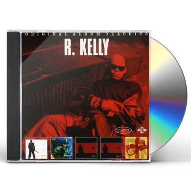 R. Kelly ORIGINAL ALBUM CLASSICS CD