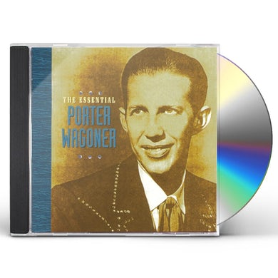 ESSENTIAL PORTER WAGONER CD