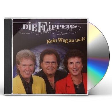 Flippers KEIN WEG ZU WEIT CD