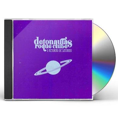Detonautas O RETORNO DE SATURNO CD