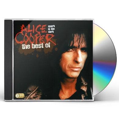 Alice Cooper SPARK IN THE DARK: BEST OF CD