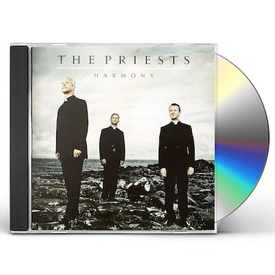Priests HARMONY (IMPORTED) CD
