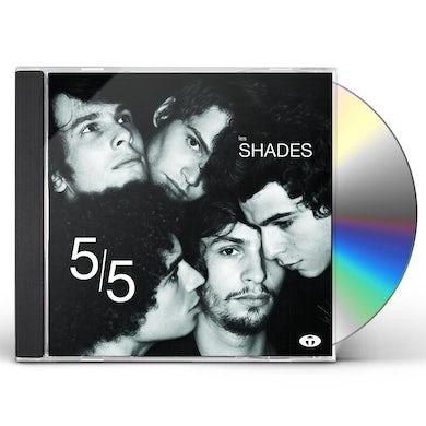 Les Shades CINQ SUR CINQ CD