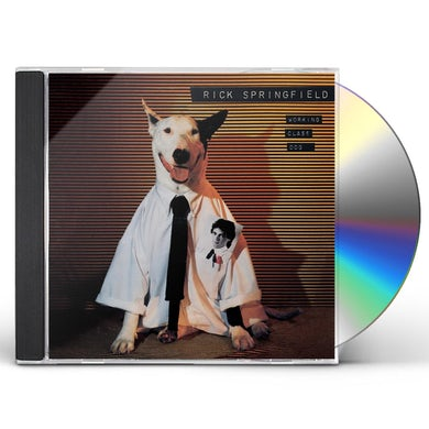 Rick Springfield WORKING CLASS DOG CD