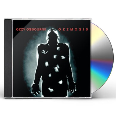 Ozzy Osbourne OZZMOSIS CD