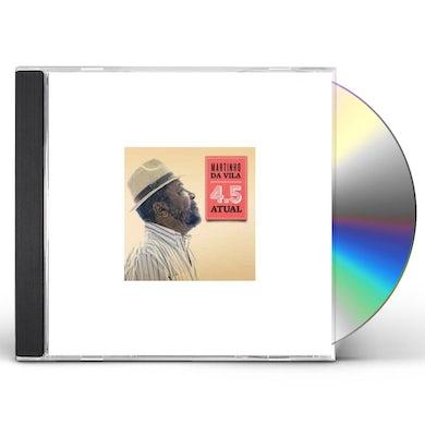 Martinho da Vila 4.5 ATUAL CD