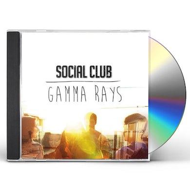 Social Club GAMMA RAYS CD