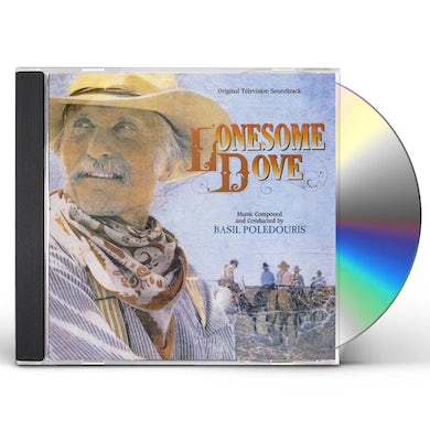 Basil Poledouris LONESOME DOVE CD